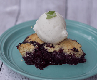 The Only Blueberry Cobbler Recipe You Will Need