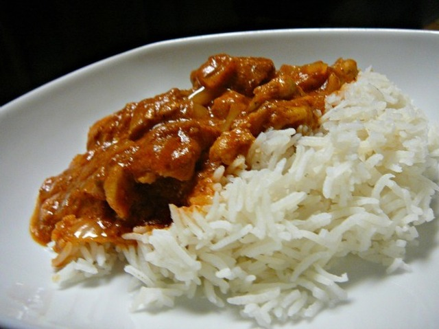 Secret Recipe Club - Indian Butter Chicken