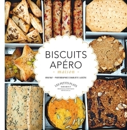 Biscuits apéro bigoût paprika-curry