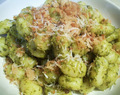 Gnocchi With Marjoram Pesto And Pangratatto