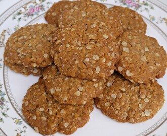 Easy Oat Biscuits