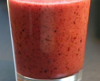Smoothies (ontbijt, lunch)