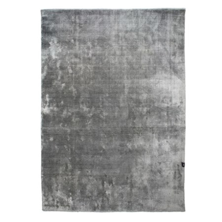 Classic collection Matta Velvet Tencel Silver - 200x300 cm