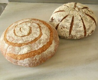 Recipe: EMMA BRIDGEWATER Spelt loaf for the SPORT RELIEF BAKE OFF