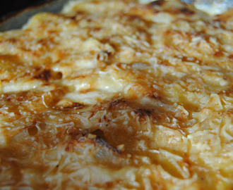 GRATIN DAUPHINOIS ONCTUEUX