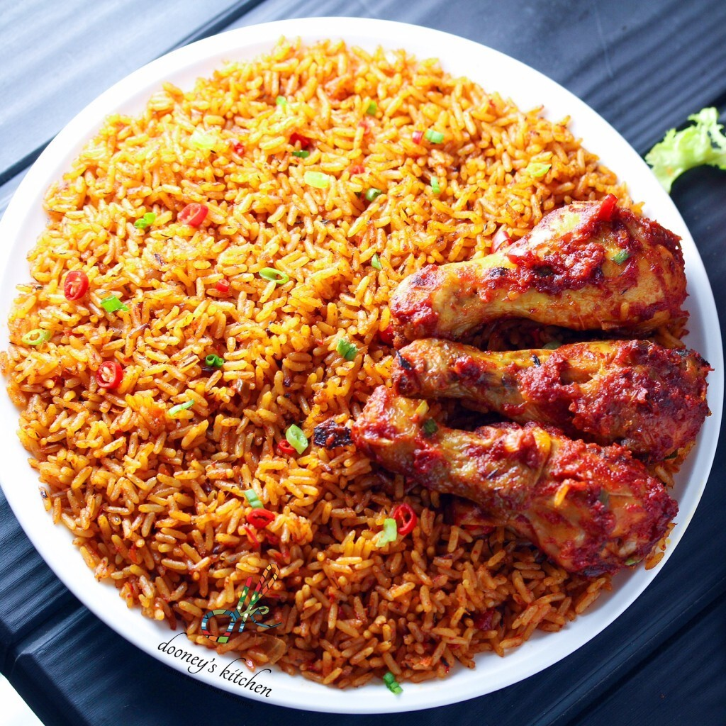 Schwartz Uk Ebook – Jollof rice and Chicken Ayilata made the cut