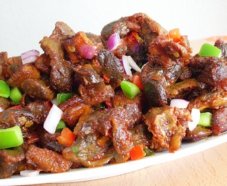Dodo Gizzard / Gizdodo Recipe (Gizzards and Plantains)