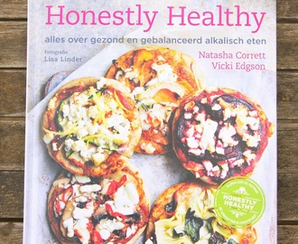 Review kookboek Honestly Healty – Natasha Corrett & Vicky Edgson