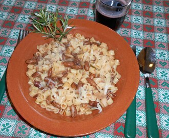 Pasta e fagioli all'antica, ma…
