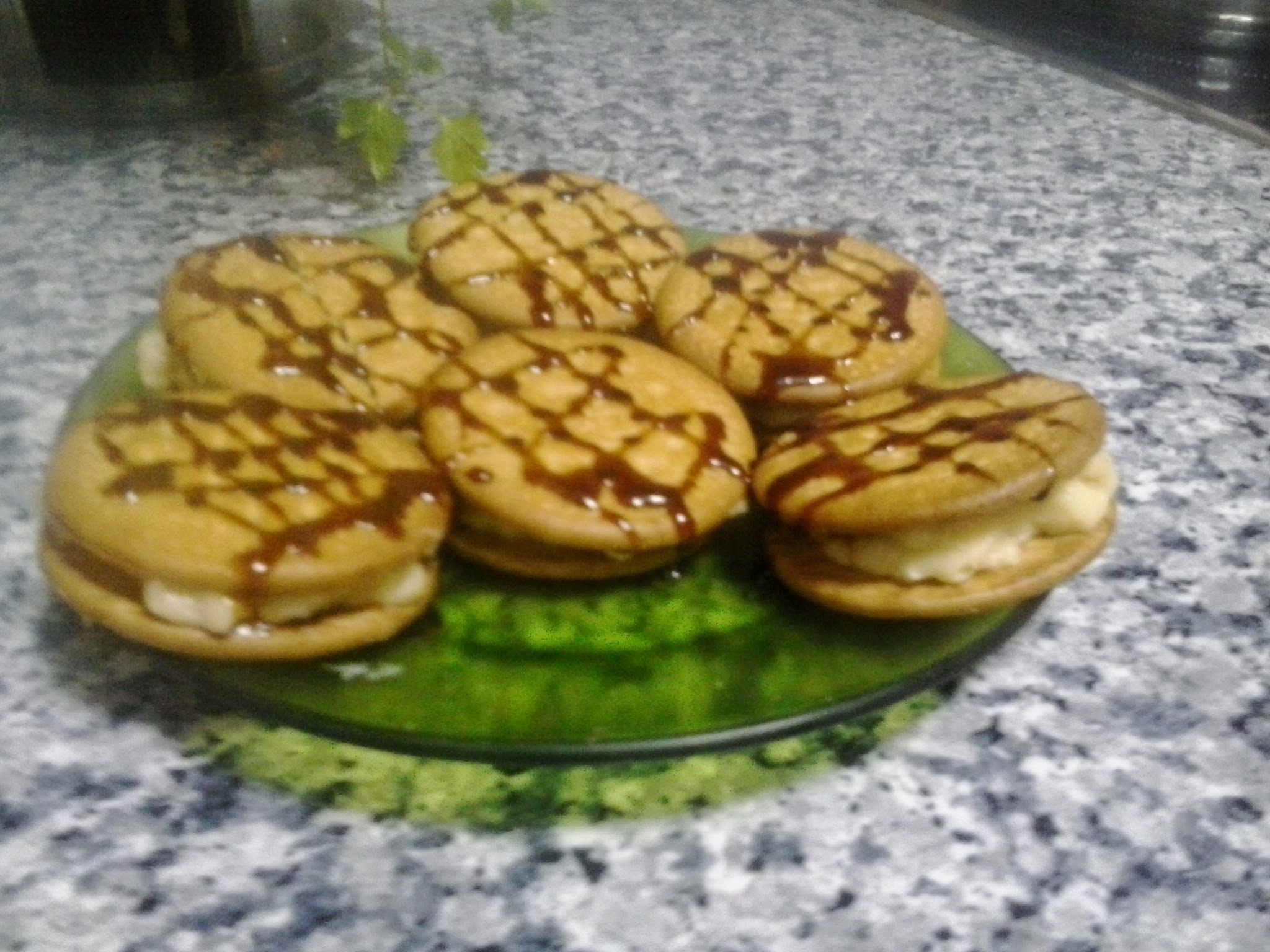 Galletitas rellenas