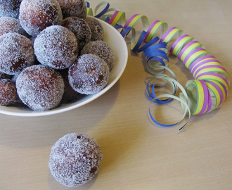 Vapun pehmeät munkit – Soft Doughnuts for May Day