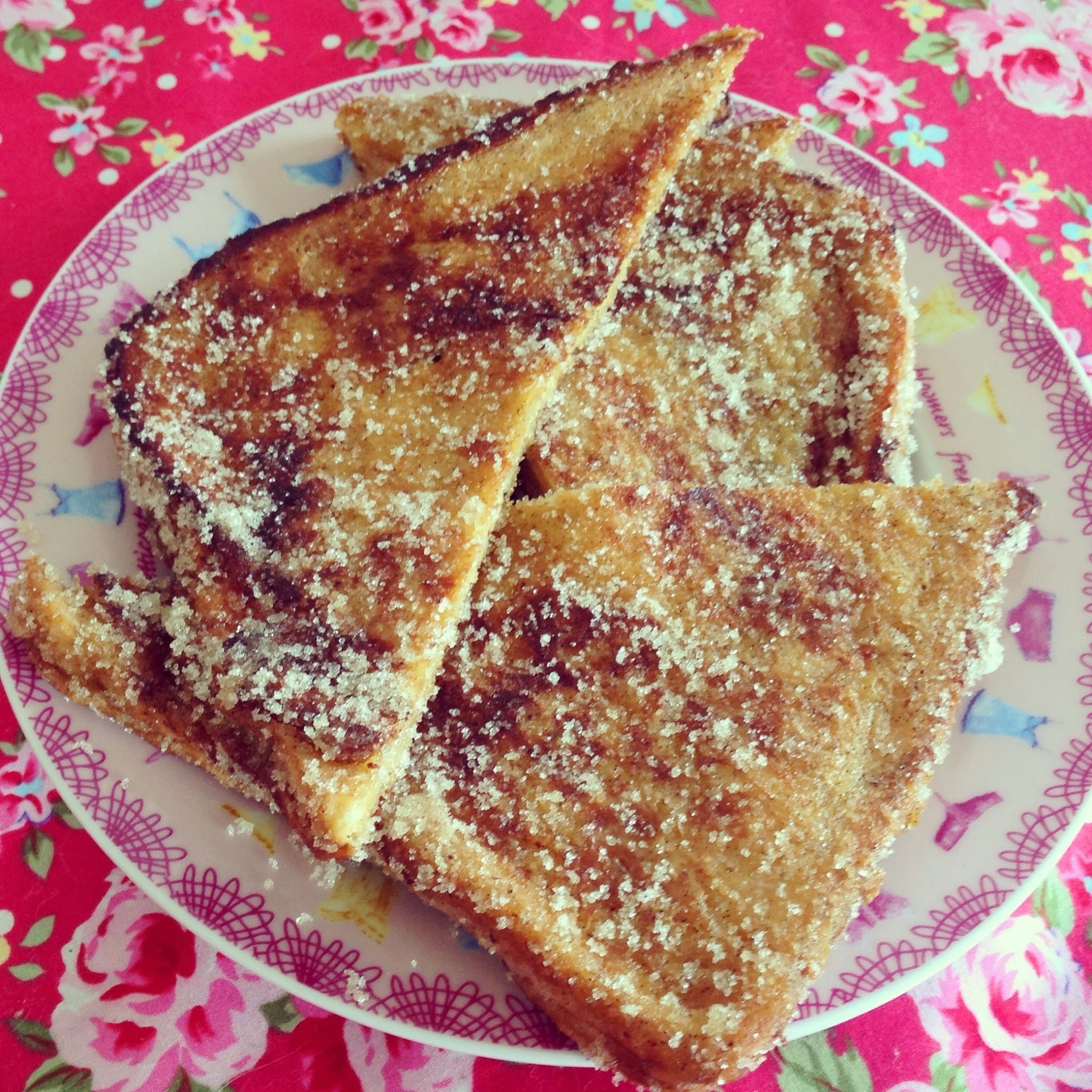 Recipe: Doughnut French toast