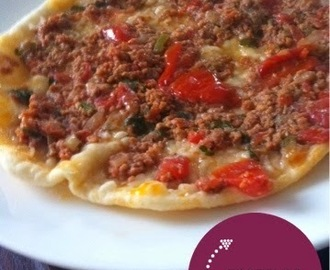 Recept: Lahmacun (Turkse Pizza)