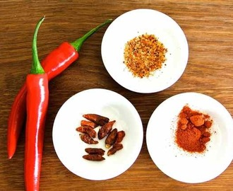 FOOD TIPS: Chilipeper