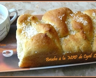 Brioche à la MAP de Cyril Lignac