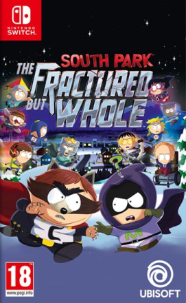 South Park - The fractured but whole
