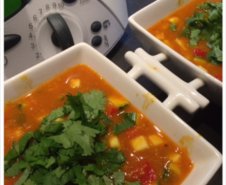 Gevulde Mexicaanse Maissoep - Thermomixrecept