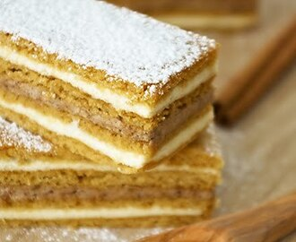 Medena pita / Honey Cake