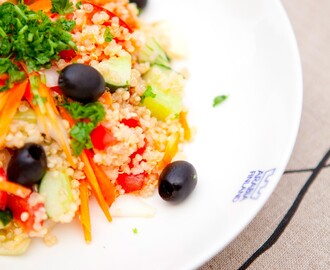 Quinoa Queens – It's The Year of Quinoa!