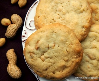 Doppelter Erdnuss-Genuss: Double Peanut Cookies