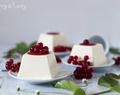 Mascarpone Panna Cotta with Redcurrant
