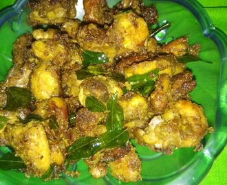 Greenchilli Chicken Fry