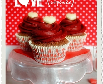 Cupcakes de chocolate y red velvet