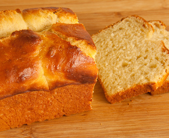 No Knead Brioche van Weekend Bakery