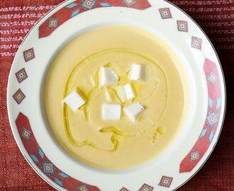 Dominican Cream of Pumpkin Soup (Crema de Auyama)