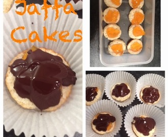 Clean Eating Jaffa Cakes