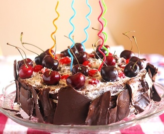 Of Black Forest Cake and A Kitchen Mishap