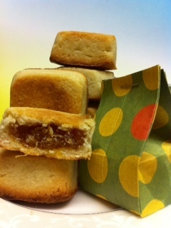 Pineapple Pastry Square 凤梨酥