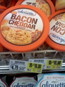 Kroger: FREE Alouette Spreadable Cheese