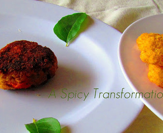 Fish cutlet - a spicy transformation