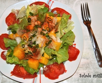 Salade antillaise
