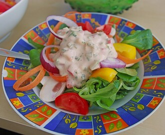 Das beste Thousand Island Dressing