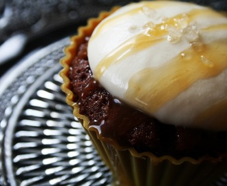 The Big Picture... And Caramel Sea-Salt Cupcakes