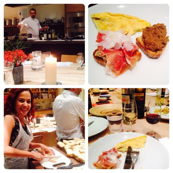 Italian Cookery Courses at La Cucina Caldesi