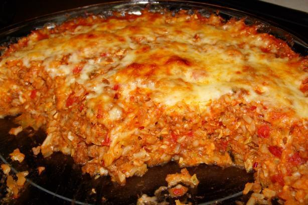 WW SOUTHWESTERN STUFFED CABBAGE CASSEROLE Weight Watchers