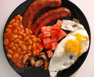 English Breakfast... prawie!