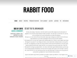 Rabbit Food