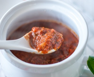 Delicious Marinara Sauce (recipe with step-by-step photos)