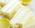 Creamy Whole Lemon Ice Pops