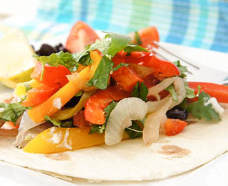 PORK AND BELL PEPPER TACOS