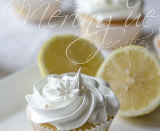 Bits of Sunshine's Lemon Meringue Cupcakes