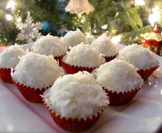 snowball truffles party!