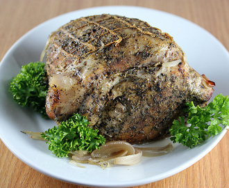 Slow Cooker Porketta Roast Recipe