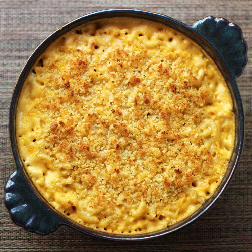 Mac and Cheese, the perfect comfort food
