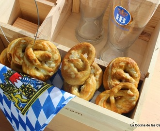 Brezeln (Alemania) o Pretzel (NY): Bake The World