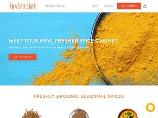 raw spice bar